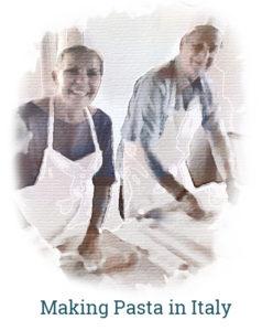 Pasta Making Italy Atlas wealth Advisors Dallas Texas